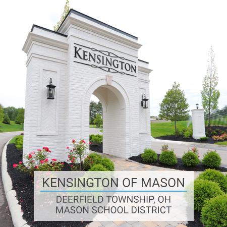 Kensington of Mason